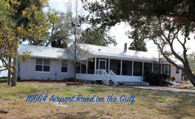 16664 Airport Road on the Gulf