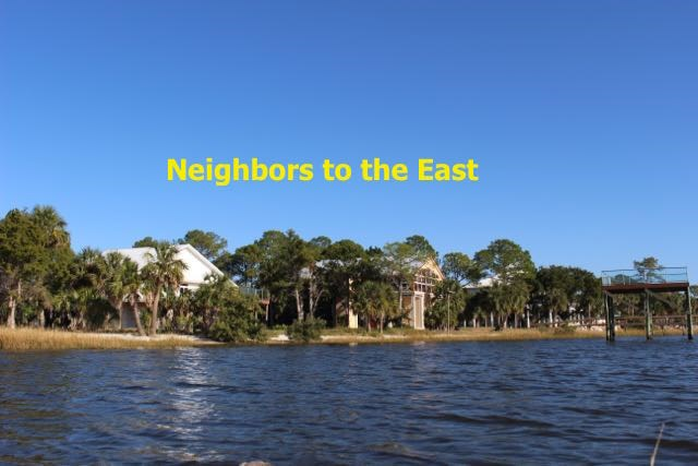 Neighbors to the East