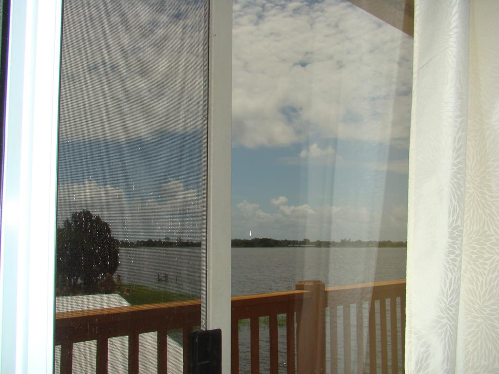 Views of Gulf from Master bedroom