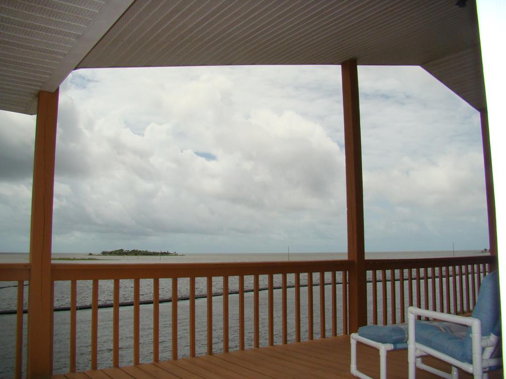 Gulf Views from porch