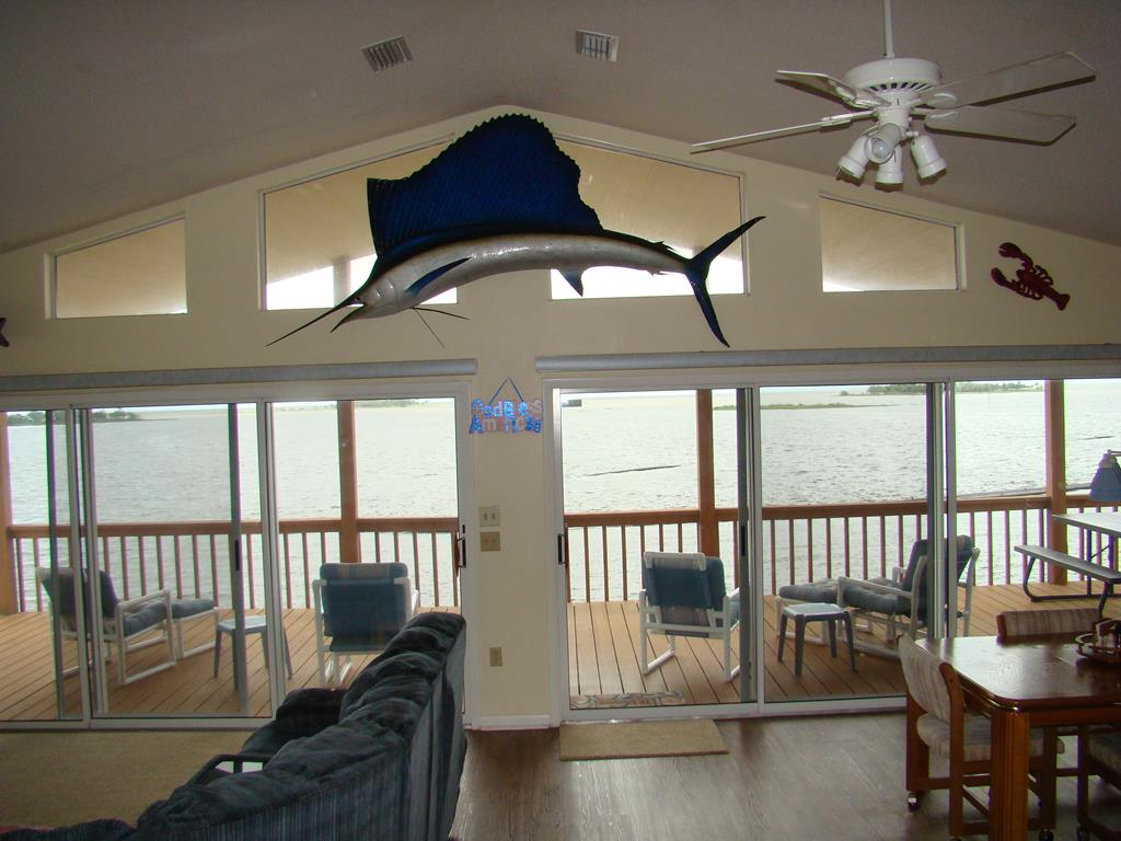 Gulf Views from open floor plan