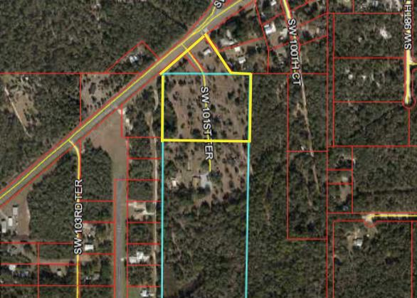 10 Acres with Frontage on SR 24