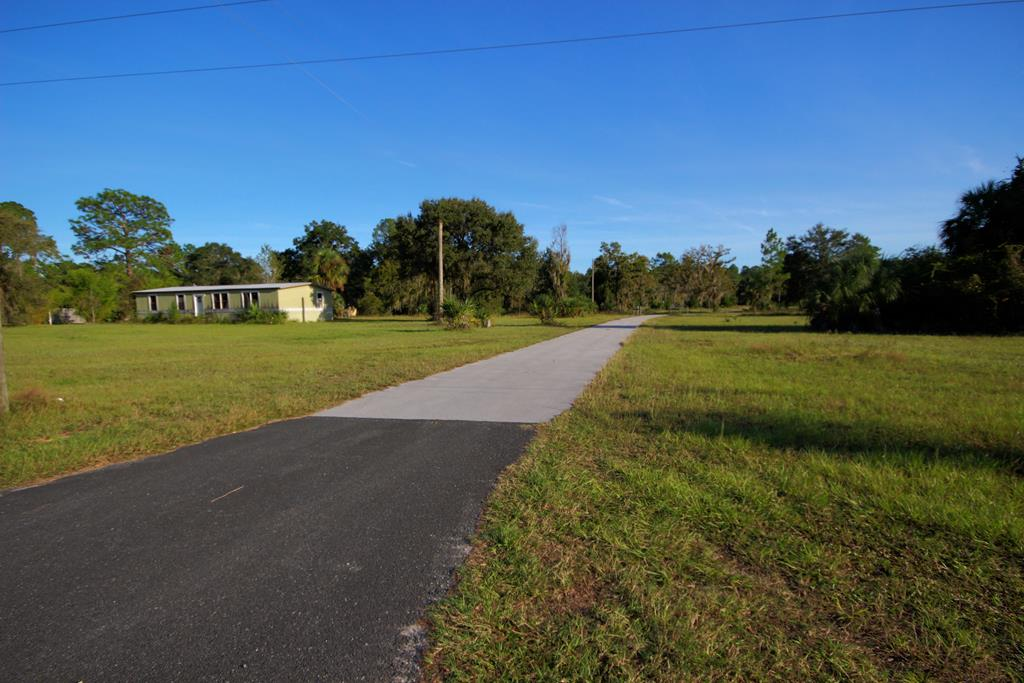 1.5-Acre Parcel with old MH is part of 10 acres